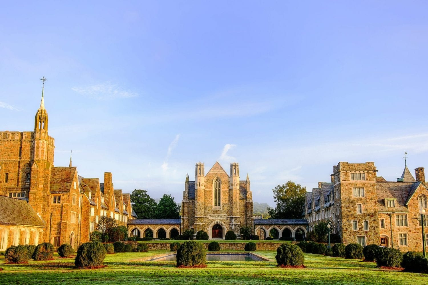 Berry College Campus - Ford Campus at Sunrise